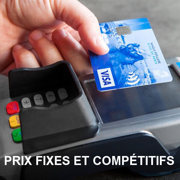prix fixes recuperation donnees